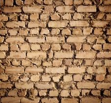 Free Old Brick Wall Stock Images - 17040514