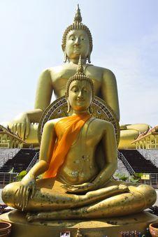 Free Buddha Image Stock Photo - 17041350