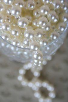 Free Pearls Stock Photo - 17042810