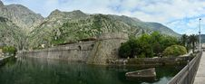 Free Fortress In Kotor, Montenegro. Royalty Free Stock Photo - 17043175