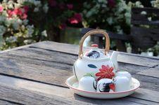 Free Tea Time Royalty Free Stock Image - 17043266