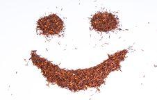 Free Smile From Tea Stock Photo - 17043910