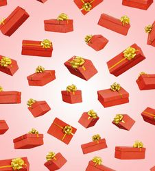 Free Gift Boxes Royalty Free Stock Photo - 17043955
