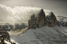 Free Tre Cime Di Lavaredo Stock Photos - 17043973