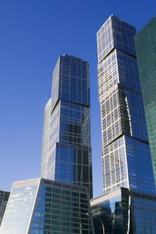 Free Office Towers Stock Photos - 17045083