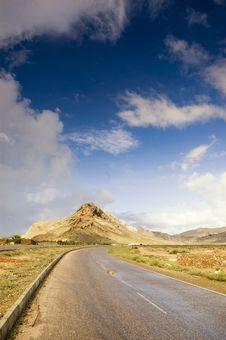 Free Socotra Island Landscape Royalty Free Stock Image - 17046006