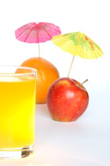 Free Fruit Juice Royalty Free Stock Image - 17048886