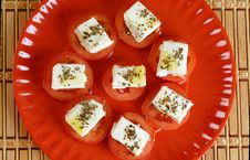 Free Caprese Salad Stock Photos - 17048993