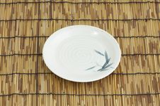 Free Round Asian Dish Stock Photos - 17049063