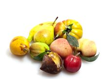 Free Marzipan Fruits 2 Royalty Free Stock Photography - 17049917