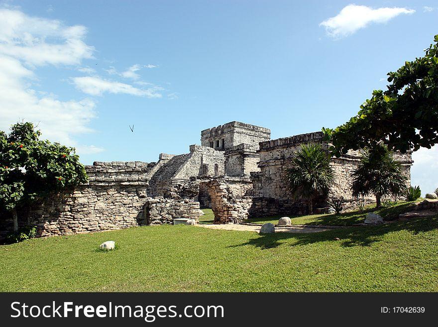 El castillo of tulum