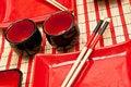 Free Sushi Set Royalty Free Stock Photography - 17057327