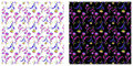 Free Floral Seamless Texture Stock Photos - 17058733