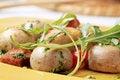 Free Mushroom Appetizer Stock Photo - 17059750