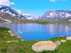 Free Beautiful Norway Nature Royalty Free Stock Photo - 17050945