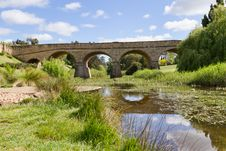 Free Richmond Bridge, Tasmania Stock Image - 17051411
