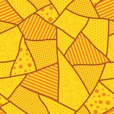 Free Abstract Seamless Pattern Royalty Free Stock Image - 17052426