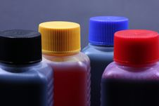 Free Ink Cartridges Stock Photo - 17052980
