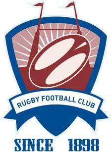 Rugby Ball Football Club Goal Post