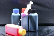 Free Ink Cartridges, Stock Image - 17053331
