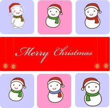 Free Christmas Card Stock Photos - 17053803