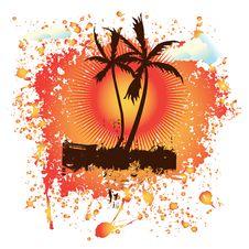 Free Palm Trees Stock Photos - 17054433