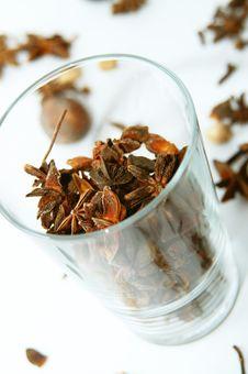 Free Glass Of Anises Stock Photo - 17054770