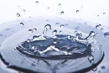 Free Water Royalty Free Stock Photos - 17055568