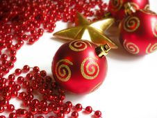 Free Christmas Decoration Stock Images - 17056144