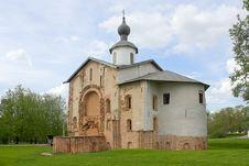 Free Church Paraskeva Pyatnitsa Royalty Free Stock Photography - 17056597