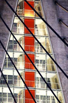 Bridge Detail Stock Photography