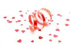 Free Confetti And Streamer Stock Photo - 17057600