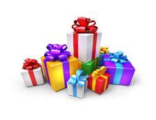 Free Many Gifts Stock Photos - 17058013