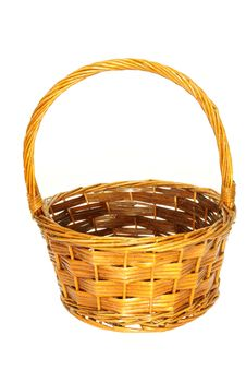 Free Wicker  Basket Royalty Free Stock Photos - 17058418