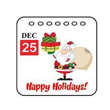Free Christmas Holiday Calendar Stock Photos - 17058853