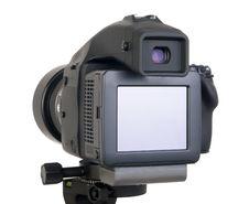 Free Professional Camera Royalty Free Stock Photo - 17058885