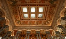 Free Library Of Congress Interior Stock Image - 17059631