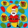 Free Happy Santa Claus Stock Photos - 17064843