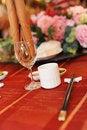 Free Dining Set Stock Photos - 17068363