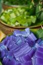 Free Colorful Thai Style Native Dessert Royalty Free Stock Photos - 17069518
