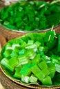 Free Colorful Thai Style Native Dessert Stock Photo - 17069710
