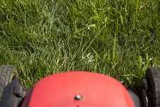 Free Lawnmower Stock Photos - 17060443