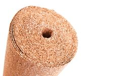 Free Cork Roll Royalty Free Stock Photography - 17060937