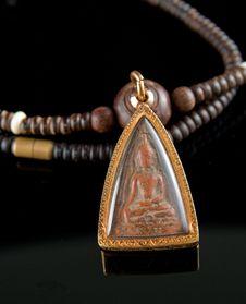Thai Amulet Stock Photos