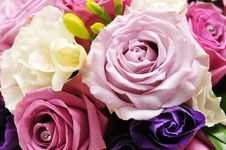 Free Detail Of Purple Bouquet Stock Images - 17061204