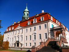 Free The Castle Lichtenwalde Royalty Free Stock Photos - 17062168