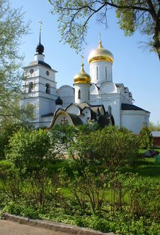 Free Churches In Russia Stock Photo - 17062580