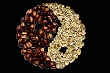 Free Roasted Coffe Bean Stock Images - 17064494