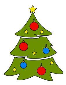Free Cartoon Funny Fir-trees. Stock Image - 17064931