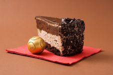 Free Chocolate Cake Royalty Free Stock Images - 17065249